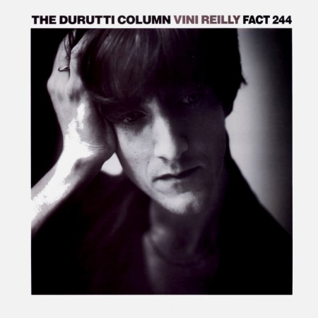 Fact 244 Vini Reilly; front cover detail