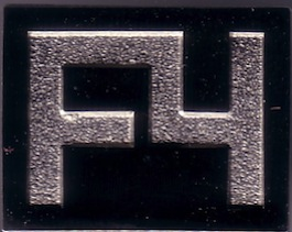 (F4) F4 Logo Badge
