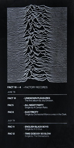FACT 10+4 Poster [Black/Silver]