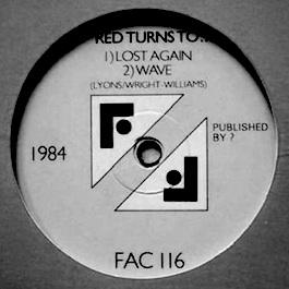 FAC 116 RED TURNS TO... Deep Sleep