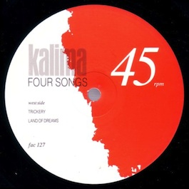 FAC 127 KALIMA Four Songs