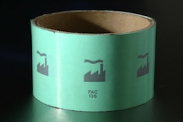 FAC 136 Factory adhesive tape