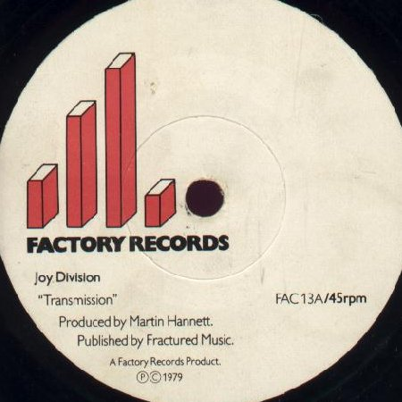 FAC 13 Transmission 7-inch label