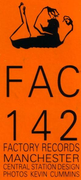 FAC 142 HAPPY MONDAYS Freaky Dancing