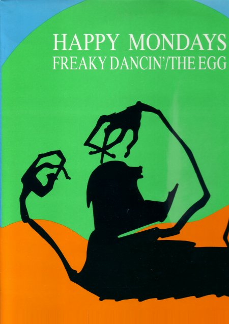 FAC 142 Freaky Dancing; front cover detail