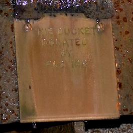FAC 148 Styal Mill Sponsored bucket