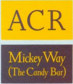 FAC 168 Mickey Way (The Candy Bar); front cover detail [2]