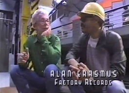 Factory Records: ALAN ERASMUS