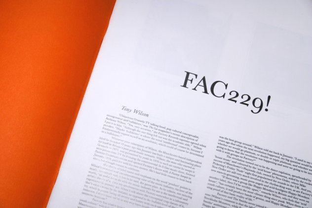 FAC 229! The Music Week Factorial; ; inside detail [1]
