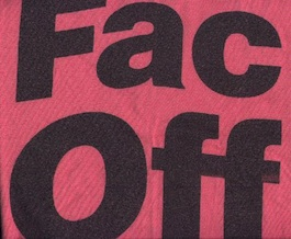 FAC 258 'Fac Off' T-Shirt