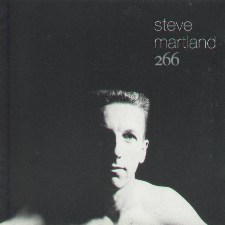 FACD 266 Steve Martland; front cover detail