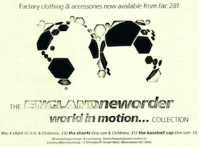 FAC 283 'World In Motion'
