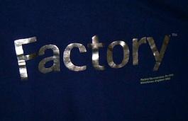 FAC 299 'Factory'