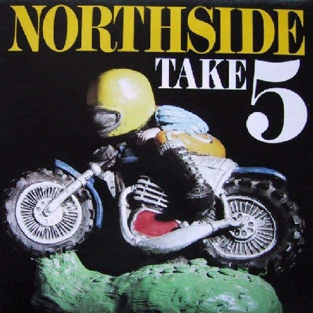 Take 5 12-inch front cover