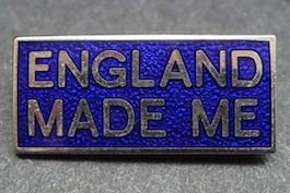FAC 317 CATH CARROLL 'England Made Me'
