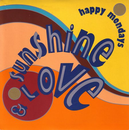 FAC 372 Sunshine and Love; 7-inch single front cover
