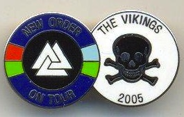 FAC 383 badges
