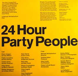 FAC 401 '24 Hour Party People'