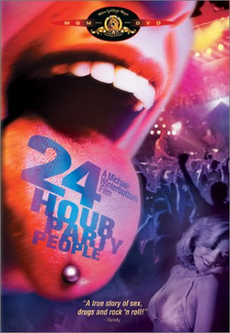 24 Hour Party People USA retail dvd front cover
