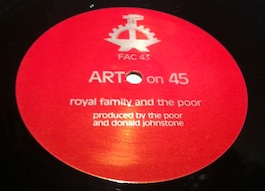 FAC 43 THE ROYAL FAMILY AND THE POOR Art Dream Dominion