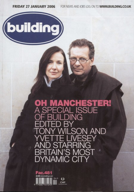 FAC 481 'Oh Manchester! A Special Issue of Building