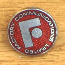 FAC 94 F Dot logo/badge