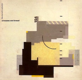 FACD 154 THE DURUTTI COLUMN Circuses & Bread