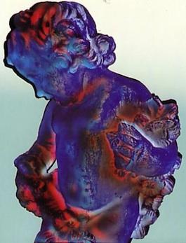 FAC 243 STEVE MASON Technique bronze cherub