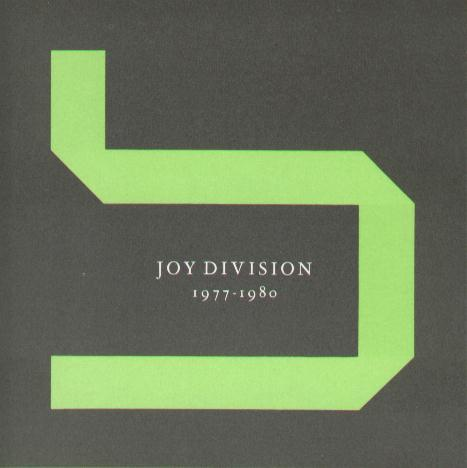 FACD 250 Joy Division Substance 1977 - 1980; front cover detail