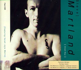 FAC 306 STEVE MARTLAND Glad Day