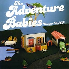 FAC 319 THE ADVENTURE BABIES Camper Van