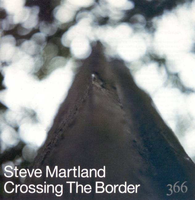 FACD 366 Crossing The border; front cover detail