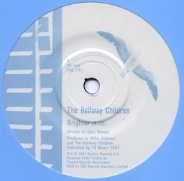 Factory Australasia - FAC 167 Brighter - THE RAILWAY CHILDREN