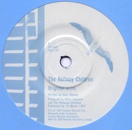 Factory Australasia - FAC 167 Brighter - THE RAILWAY CHILDREN
