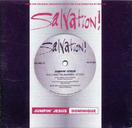 FAC 182/7 VARIOUS ARTISTS Salvation!