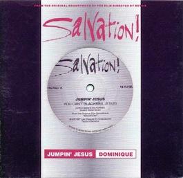 FAC 182/7 VARIOUS ARTISTS Salvation!