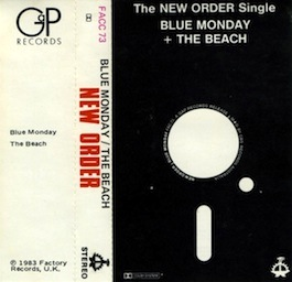 FAC 73 NEW ORDER Blue Monday