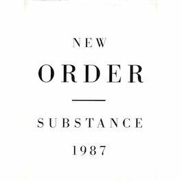 FACT 200 NEW ORDER Substance 1987