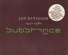 FACT 250 JOY DIVISION Substance 1977-1980