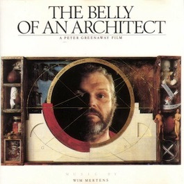 FACT 195 WIM MERTENS The Belly of an Architect (Original Soundtrack)