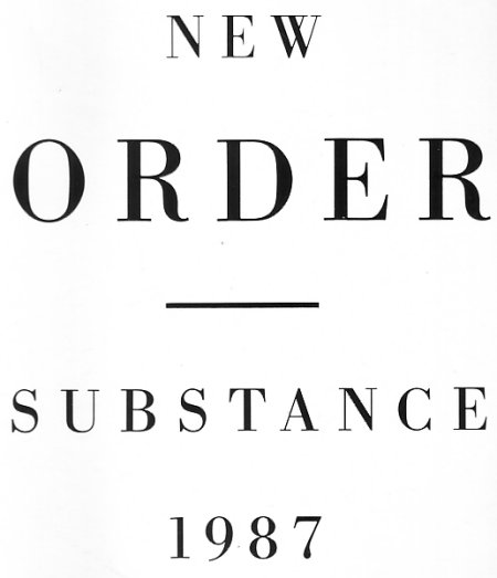 FACT 200 Substance 1987; front cover detail