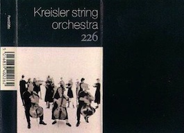 Factory Classical - FACT 226 Kreisler String Orchestra