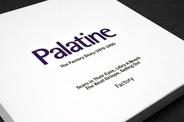 FACT 400: VARIOUS ARTISTS - Palatine - The Factory Story / 1979-1990