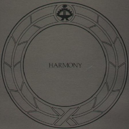 Fact 60 Harmony; front cover detail