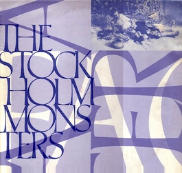 Factory Records: STOCKHOLM MONSTERS