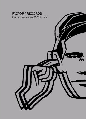 Factory Records: Communications 1978-92 box set [Rhino]; front cover detail