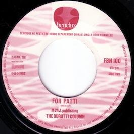 FBN 100 For Patti
