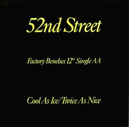 FBN 20 52ND STREET Cool As Ice