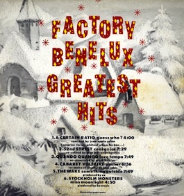 FBN 27 Factory Benelux Greatest Hits