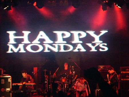 Get Loaded In The Park; Happy Mondays